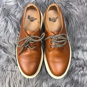 Dr Martens 1461 3 Eye Laced Leather Oxfords Shoes